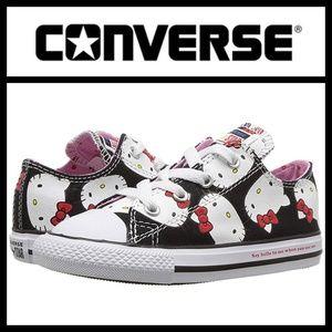 Kid's Converse X Hello Kitty Chuck Taylor All Star